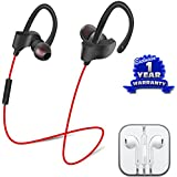 Captcha One Plus 3T Compatible Certified Qc-10 Jogger Sports Bluetooth Headset V4.1 & All Smartphones Compatible...