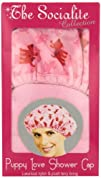 Betty Dain Stylish Design Terry Lined Shower Cap The Socialite