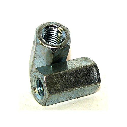 M8 Tiebar Steckverbinder - BZP - Nut Kupplung