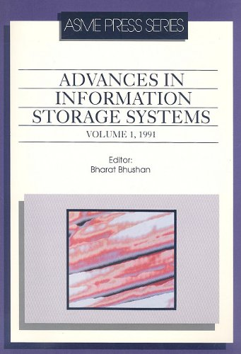 Advances in Information Storage Systems, Volume 1: v. 1