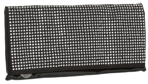 Rampage Studded Clutch(Black)[Rpg-Clt-212] front-38049