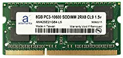 Adamanta 8GB (1x8GB) Apple Memory Upgrade for Mid 2011 iMac 21.5