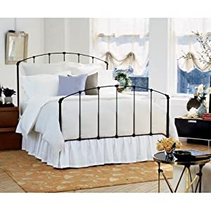 Rutherford Bed By Charles P Rogers King Bed High Footboard