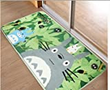 Rilkean Heart Totoro non-slip mat door mat cute and cartoon