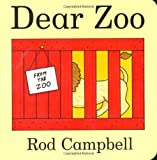 Rod Campbell Dear Zoo: Lift the Flaps
