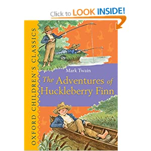 Analysis of the adventures off huckleberry finn