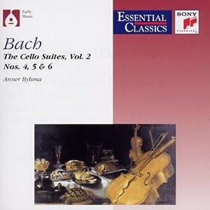 Cello Suites 4, 5 und 6