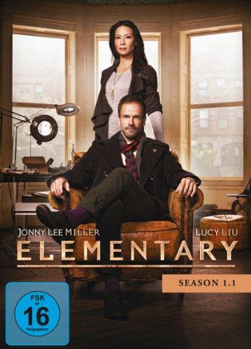 Elementary Season 1.1 [3 DVDs]