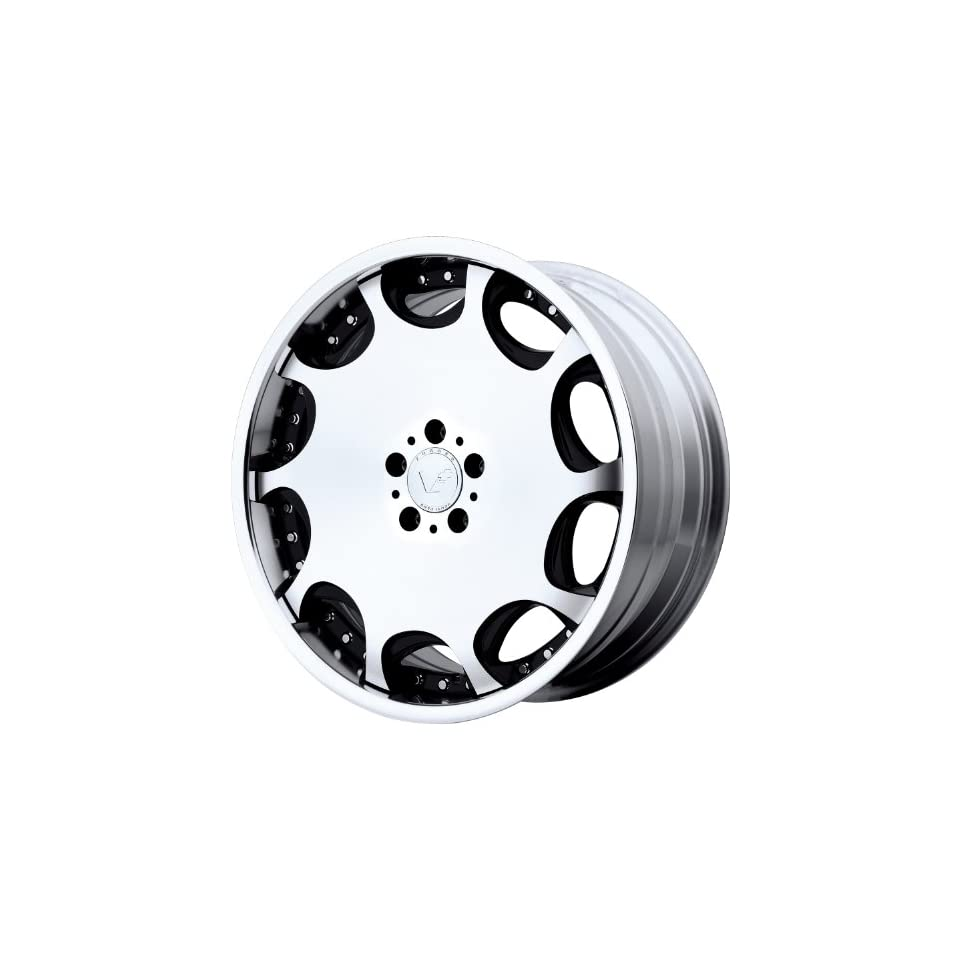 Venti Plus VP103 20x9.5 Black Wheel / Rim 5x112 with a 40mm Offset and a 66.56 Hub Bore. Partnumber VP10329557340H