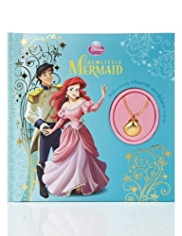 Disney Princess The Little Mermaid Book