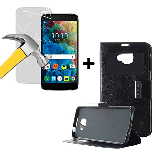 becoolr-total-pack-schutz-fur-alcatel-onetouch-idol-4s-hulle-schutzhulle-im-bookstyle-mit-standfunkt