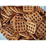 Snacks (Fat Free Waffle Pretzels, 1 LB) (Tamaño: 1 LB)