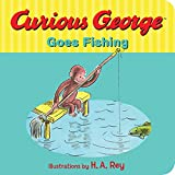 img - for Curious George Goes Fishing book / textbook / text book
