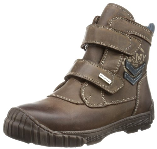 Froddo Boys Froddo G3160002-2V Boots Brown Braun (Brown) Size: 31