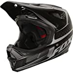Fox Rampage Pro Carbon Cycling Helmet, Matte Black, Medium