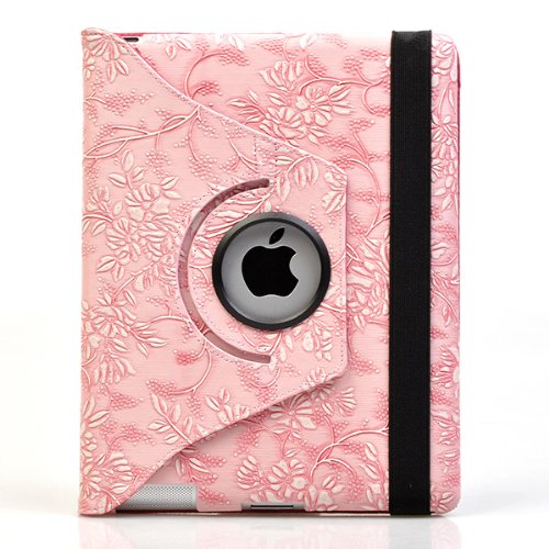 Pink iPad2 cover for women