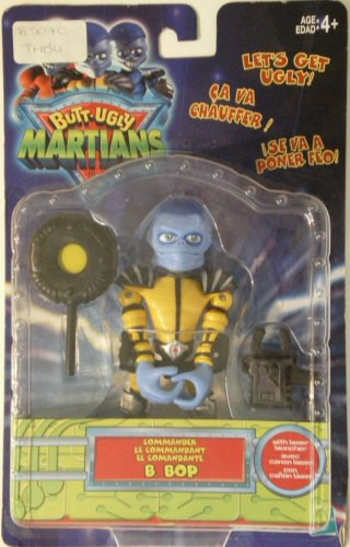 Butt-Ugly Martians - Commander B. Bop