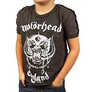Amplified - Niños motorhead gland camiseta
