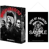 【Amazon.co.jp限定】サンズ・オブ・アナーキー シーズン4 DVDコレクターズBOX (全巻購入特典:「オリジナルB2タペストリー」引換シリアルコード付) -