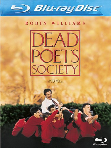 Cover art for  Dead Poets Society [Blu-ray]