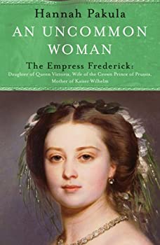 "Cover of ""An Uncommon Woman: The Empress ..."