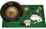 -16 Zoll Deluxe Roulette Set mit Zubeh-r