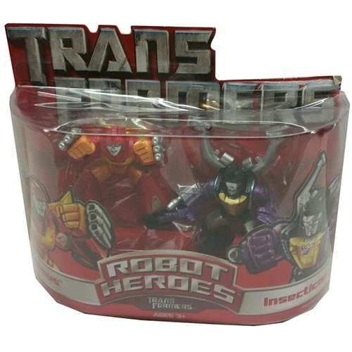 Rodimus & Insecticon - Transformers Robot Heroes - 1