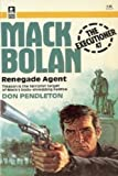 Renegade Agent (Executioner No. 47) (0373610475) by Don Pendleton