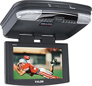 Valor RM-921C 9.2-Inch Overhead Monitor with DVD/USB and SD Card Reader