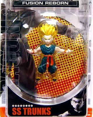 Buy Low Price Jakks Pacific Dragonball Z 'Best of Dragonball Z' Fusion Reborn Action Figure SS Trunks (B000QHGTKW)