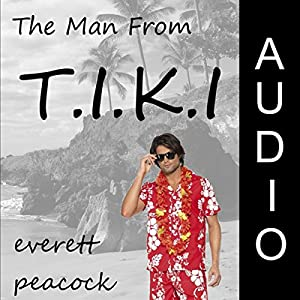 The Man From T.I.K.I. Audiobook