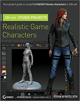 Best 3D Modeling & Digital Sculpting Books