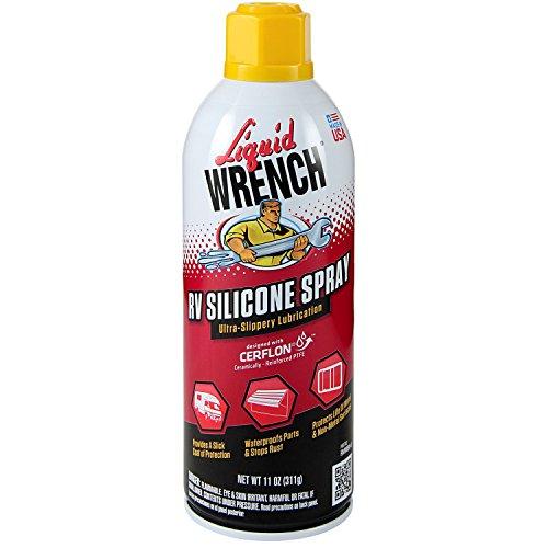 Liquid Wrench RVM914/6PDQ RV Silicone Spray - 11 oz. (Dielectric Spray compare prices)