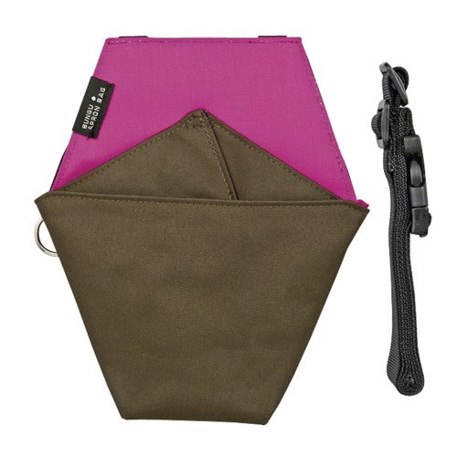Apron Muti-Purpose Pocket Type Bag (Brown) (japan import)