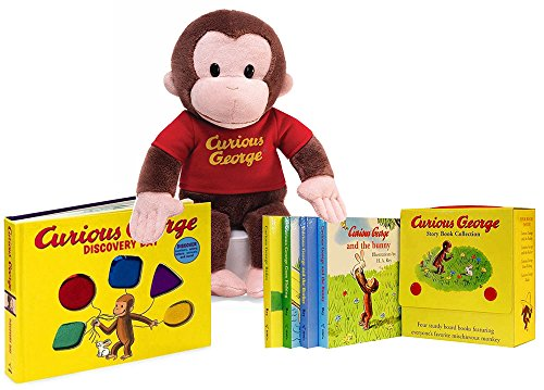 Curious George Gift Set #1 (up to 4 yrs) - 1