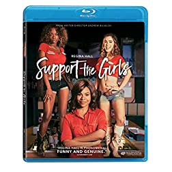 Support The Girls [Blu-ray]