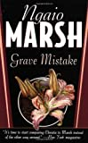 Grave Mistake (0312972970) by Marsh, Ngaio