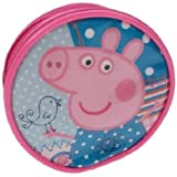 Official Peppa Pig Patchwork Wallet Coin Purse Bag Back To School