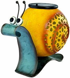 Gardman Snail Metal Decorative Animal Light