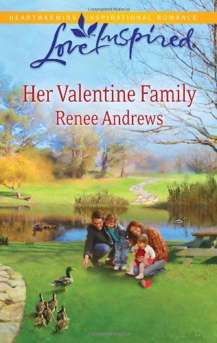 Image of Her Valentine Family (Love Inspired)