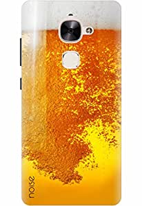Noise Designer Printed Case / Cover for LeEco Max2 / Patterns & Ethnic / Brewed Beer Design