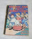 Raggedy Ann And Betsy Bonnet String