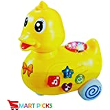 Smart Picks Battery Operated Duck With Lights And Sound.
