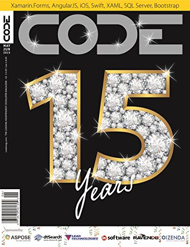 CODE Magazine - 2015 May/Jun (Ad-Free!)