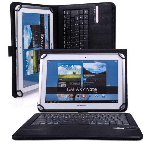 Click to buy VSTN ® Asus Memo Pad FHD 10 ME302C Bluetooth Keyboard Portfolio Case - DETACHABLE Bluetooth Keyboard Stand Case / Cover for Asus Memo Pad FHD 10 ME302C (Asus Memo Pad FHD 10 ME302C, Black) - From only $42