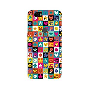 Huawei Nexus 6P Cover, Premium Quality Designer Printed 3D Lightweight Slim Matte Finish Hard Case Back Cover for Huawei Nexus 6P-Giftroom-833