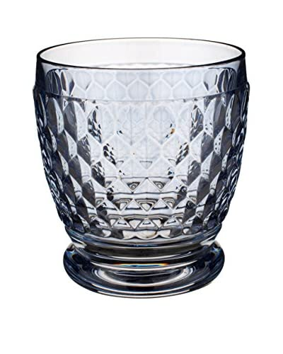 Villeroy & Boch Blue Boston 11-Oz. Double Old Fashioned Glass