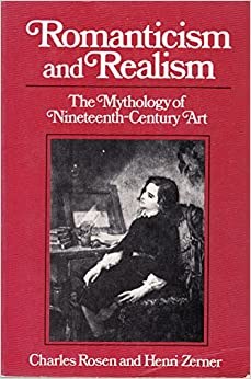 The romanticism and realism in art and literature