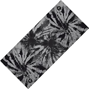 Summer Buff - UV Protection - Multifunctional Headwear, Tie-Dye Black