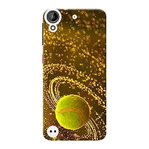 Mobile Back Cover For HTC Desire 530 (Printed Designer Case)